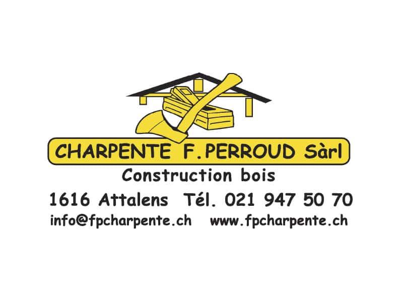 Charpente F. Perroud Construction En Bois