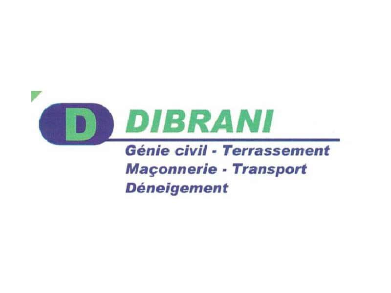 Dibrani Génie Civil Terrassement Maçonnerie Transport Déneigement