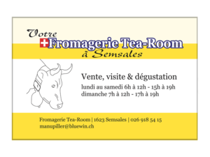 Fromagerie Semsales